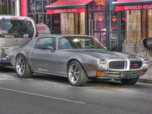 Pontiac GTO_Hales Street_Coventry_Nov17
