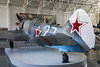 Lavochkin La-7 - 6 (NickJ 1972) Tags: central air force museum monino aviation 2017 lavochkin la7 27 white