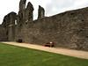 Blackbox-av Audio Bench installed in Neath Abbey