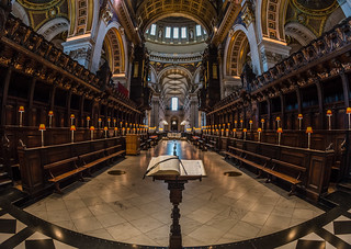 Choir - St Pauls Cathedral