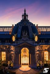 Inside Petit Palais (A.G. Photographe) Tags: anto antoxiii xiii ag agphotographe paris parisien parisian france french français europe capitale petitpalais grandpalais nikon nikkor 1424 d810 sunset