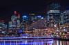 Darling Harbour (703) Tags: australia da18135mm darlingharbour nsw newsouthwales oceania pentaxk5 sydney cityscape night nightscape nightscene nightview オーストラリア シドニー ダーリング・ハーバー ニューサウスウェールズ州 夜景 豪州 tokyo japan