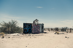 (el zopilote) Tags: rice california blythejunction mojavedesert landscape architecture street townscape smalltowns signs trees graffiti clouds canon eos 5dmarkii canonef24105mmf4lisusm fullframe