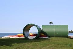 Pollution (HungLam1980) Tags: kingstonontario kingston ygk ontario canada publicart art artpiece sculptures sculpture pollution yvescozin macdonaldpark