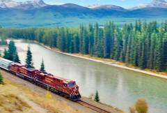 Mountain rail