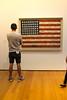 Flag Watcher (AlexRuz) Tags: flag usflag moma museumofmodernart newyork ny