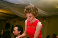 Daria (ElektroniQ) Tags: praktica tessar 35mm superia xtra 400 person woman zeiss portrait jena