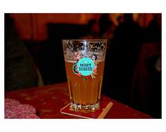 Nature Morte BruXeloise (bruXella & bruXellius) Tags: naturemorte stilllife stillleben bruxelles brussels brussel brüssel belgien belgië belgique leicax1 mortsubite bier geuze bière beer lambic café brasserie
