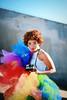 Retro Bomb (Kelly McCarthy Photography) Tags: woman model beautiful beauty fashion style retro vintage glasses mod tutu rainbow polaroid camera outdoors sunlight choker colorful catchycolorsyellow catchycolorsred catchycolorsblue portrait portraiture photoshoot vibrant glam glamour