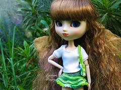 (Linayum) Tags: pullip pullipdita pullips pullipdoll junplanning vanilla muñeca muñecas doll dolls crochet ganchillo handmade linayum