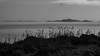 Highrise horizon (fredrik.gattan) Tags: la manga spain blackandwhite bw landscape seascape lagoon sea mediterranean islands horizon buildings skyline highrise sky