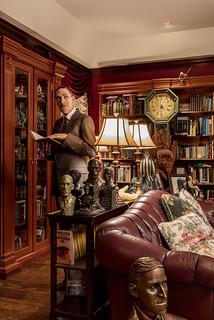 Guillermo del Toro's Bleak House Photo © Josh White/ JWPictures.com