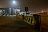 P TC 01_008319 (Darkly B) Tags: night street notte strada nightonearth containers ship crane darklyb