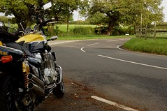 Yamaha XJR1300 Country Lanes Oct 2017 (mrd1xjr) Tags: yamaha xjr1300 country lanes oct 2017