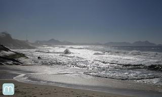 Praia do Diabo no Rio de Janeiro