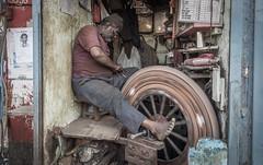 Mumbai - Bombay - Dharavi slum tour-36