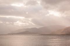 Bunree Caravan Site (Briantc) Tags: scotland highland lochaber bunree onich ballachulish caravansite lochlinnhe linnhe sky