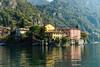 Varenna from Lake Como (explored 14 Oct 2017) (warner_pics) Tags: varenna lakecomo lagocomo como autumn colourfulbuildings autumncolours colors reflections lake sonya5100 ilce5100 selp18105g