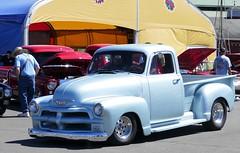 cruising Goodguys (bballchico) Tags: cruising goodguyspacificnwnationals carshow chevrolet pickuptruck