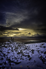 Looking from the Reek (adrianmoorephotography) Tags: mayo reek croagh patrick ireland photography sun clouds
