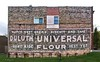 Duluth Universal Flour (J D'Angelo) Tags: duluth duluthmn flour mural oldmural duluthuniversalflour gx85 panasonic lumix panasoniclumixgx85 topaz topazadjust paintshoppro psp16 fisheye defished samyang75mmt38cineumcfisheye samyang 75mm old brick painted advertising buildingadvertising oldadvertising weathered