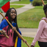 "<b>Homecoming Parade</b><br/> The international students assossiation and allies ISAA celebrated the diversity at Luther College by walking the homecoming 2017 parade. October 7 2017. Photo by Hasan Essam Muhammad<a href=""http://farm5.static.flickr.com/4492/37755939971_8b687e0720_o.jpg"" title=""High res"">∝</a>"