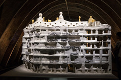 Casa Milà. Maquet. (Svetla (ribonka 78)) Tags: barcelona catalonia catalunya spain europe architecture travel gaudi mila