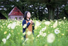 Cosmos (ai3310X) Tags: carlzeiss ycontax sonnar t 2885 秋桜 コスモス portraits ポートレート 昭和記念公園