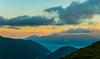 Sunset Over Ithaca  - Greece (Panasonic Lumix LX15 Compact) (1 of 1) (markdbaynham) Tags: ithaca ithaka greece ionian greek grecia hellas hellenic panasonic lumix lumixer dmc dmclx lx15 lx1015 1 1inch 20mp compact sky clouds view landscape