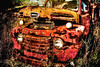 abandoned Ford (DeZ - light painter) Tags: rural rust truck guelphcanada hdr dez layered texturelayer nikon nikone5700