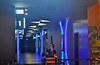 Way in (Roving I) Tags: entrance movies cinemas galaxy interiordesign neon lighting entertainment danang vietnam