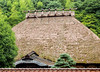 Thatched (campra) Tags: japan shimane tsuwano 島根 津和野 sanin 山陰 temple buddhist buddha kakuouzan yomeiji soto thatched roof straw