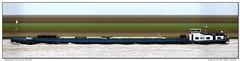 Filos (Morthole) Tags: slitscan ship boat schip boot barge binnenvaart schiff rheinschiff filos bulk vrachtschip schã¼ttgutfrachter