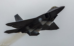 RIAT 2017 Sunday (harrison-green) Tags: f22 raptor f22a raf usaf usafe lakenheath united states royal air force fighter jet stealth suffolk pl outdoor canon 700d sigma 18200mm riat international tattoo 2016 fairford shgp steven harrisongreen vehicle aircraft cockpit sky airplane