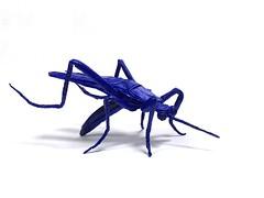 Tsuda Yoshio - Mosquito (shooroop83) Tags: origami mosquito insect tissue tsuda yoshio