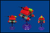 The Khufu, Space Racer (Karf Oohlu) Tags: lego moc microscale microspacetopia scif spaceship spacerracer