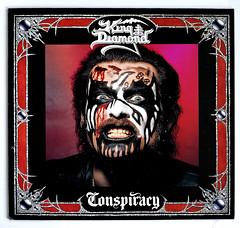 A0423 KING DIAMOND Conspiracy (vinylmeister) Tags: vinylrecords albumcoverphotos gramophone lp heavymetal thrashmetal deathmetal blackmetal vinyl schallplatte disque album