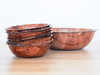 Wooden Salad Bowls (.godo) Tags: wood wooden home living kitchen dining serving bowls salad woven 1970s basketweave 1980s formosa snacks pressed weavewood 80s vintage 70s boho decor mcm 50s 1950s tiki bar midcenturymodern summer patio lounge tropical exotica mixing dish set bbq