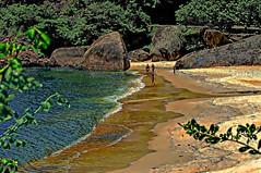 Prainha (Edgard.V) Tags: brésil brasil brazil praia beach plage spiaggia niteroi rio de janeiro guanabara tropiques tropical tropicale soleil sun sole sol sand sable sabbia areia