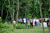 Awash with green (Roving I) Tags: mothers babies carrying onthehip trees bush clotheslines washing laundry grass greenery countryside rural hoabac hoavang danang villages vietnam