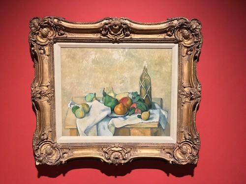 Cézanne - Le chant de la terre (Fondation Pierre Gianadda)