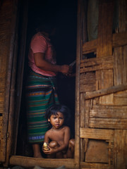 Village Traditionnel (The French Travel Photographer) Tags: ©sébmar flickrcomsebmar villagetraditionnel laos instasebas bolavenplateau enfant 8scenedevie