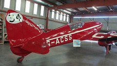 "De Havilland DH.88 Comet 1 • <a style=""font-size:0.8em;"" href=""http://www.flickr.com/photos/81723459@N04/38053986076/"" target=""_blank"">View on Flickr</a>"