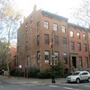 HP Lovecraft's House II (edenpictures) Tags: brooklyn newyorkcity 169clintonstreet hplovecraft brownstone apartment house home writer literary history horror