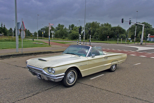 Ford Thunderbird Convertible 1964 (1252)