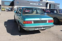 BMW 320. (serrvill -Txemari) Tags: bmw320 automóvil
