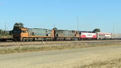 071111-1PM9-Forrestfield (Wally Rail Images) Tags: ugl cv409i generalelectric ge railpage:class=37 railpage:loco=nr82 rpaunrclass rpaunrclassnr82 nr82 sct sctlogistics 1pm9 forrestfield