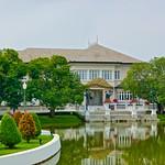Bang Pa-In palace near Ayutthaya, Thailand thumbnail