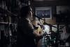 John Blek @ Secret Song - Levis Corner Bar by Jason Lee