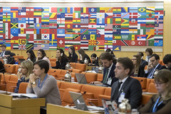 12143j0119 (FAO News) Tags: rome italy fao headquarters conference directorgeneral sideevent redroom